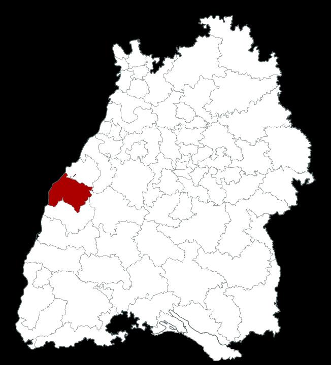 Ein schönes Fleckchen Baden-Württembergs im Herzen Europas!